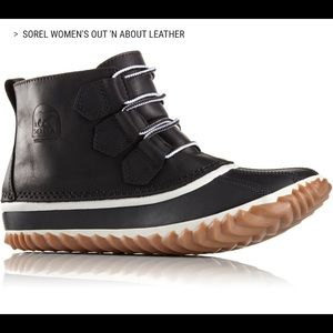 Sorel Out N About Duck Women's Bootie